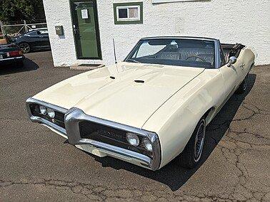 1968 Pontiac GTO for sale 101611134