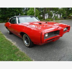 1968 Pontiac GTO for sale 100722369