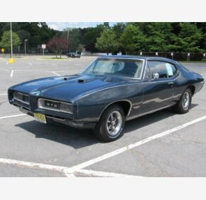 1968 Pontiac GTO for sale 100880702