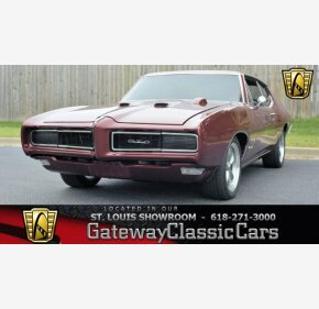 1968 Pontiac GTO for sale 101040929