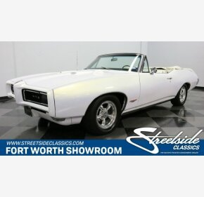 1968 Pontiac GTO for sale 101046381
