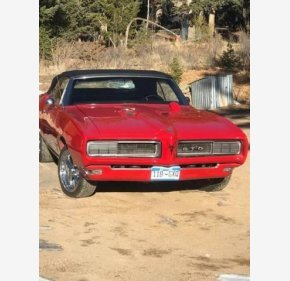1968 Pontiac GTO for sale 101062002