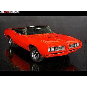 1968 Pontiac GTO for sale 101078399