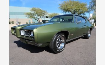 1968 Pontiac GTO for sale 101087538
