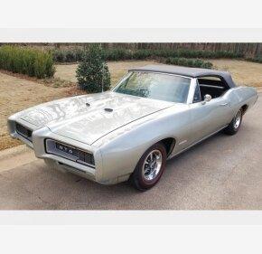 1968 Pontiac GTO for sale 101106218