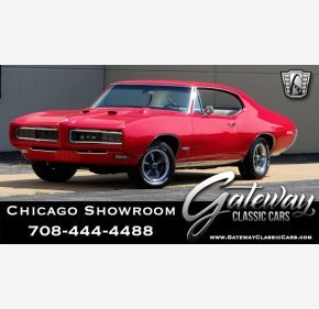 1968 Pontiac GTO for sale 101186348