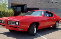 1968 Pontiac GTO for sale 101196394