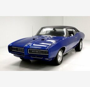 1968 Pontiac GTO for sale 101198910