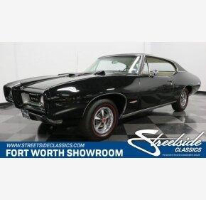 1968 Pontiac GTO for sale 101204681