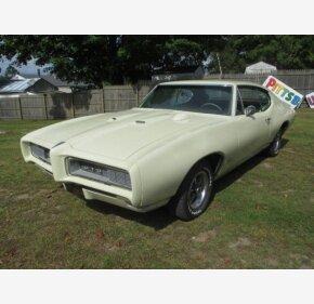 1968 Pontiac GTO for sale 101210042