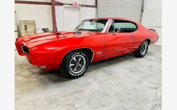 1968 Pontiac GTO for sale 101220558