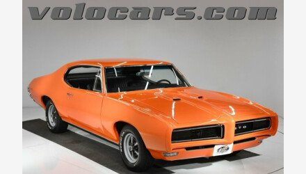 1968 Pontiac GTO for sale 101223403
