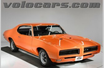 1968 Pontiac GTO for sale 101223403