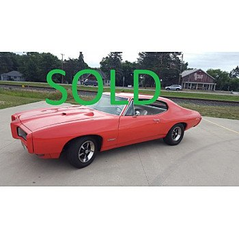 1968 Pontiac GTO for sale 101226223