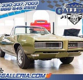 1968 Pontiac GTO for sale 101234989