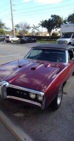 1968 Pontiac GTO for sale 101269106