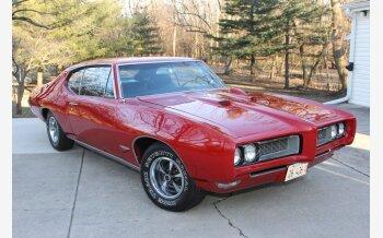 1968 Pontiac GTO for sale 101298380