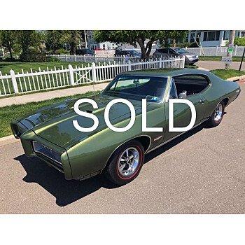 1968 Pontiac GTO for sale 101330074
