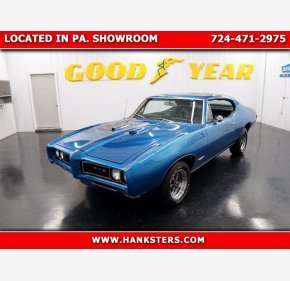 1968 Pontiac GTO for sale 101358223