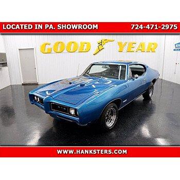 1968 Pontiac GTO for sale 101358223