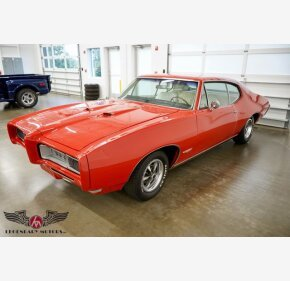 1968 Pontiac GTO for sale 101367826