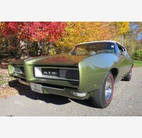 1968 Pontiac GTO for sale 101387130