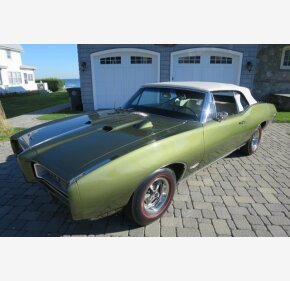 1968 Pontiac GTO for sale 101387130
