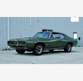 1968 Pontiac GTO for sale 101395369