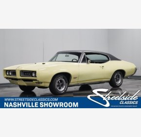 1968 Pontiac GTO for sale 101416432
