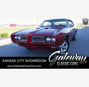 1968 Pontiac GTO for sale 101418141