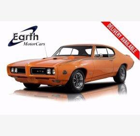 1968 Pontiac GTO for sale 101418370