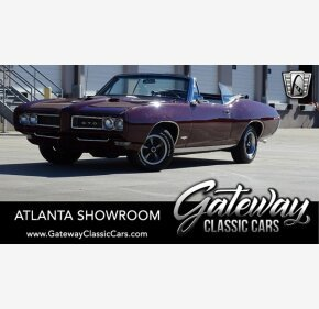 1968 Pontiac GTO for sale 101431751