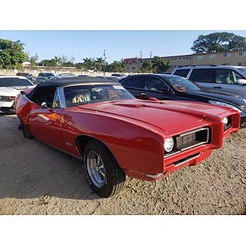 1968 Pontiac GTO for sale 101434739