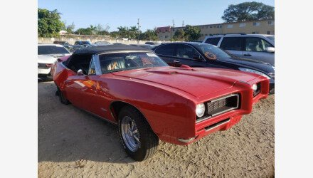 1968 Pontiac GTO for sale 101434739