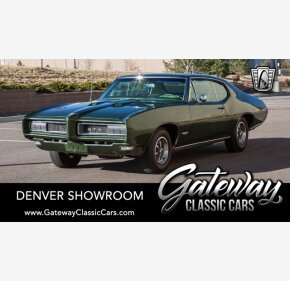 1968 Pontiac GTO for sale 101436653