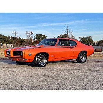 1968 Pontiac GTO for sale 101437394