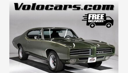 1968 Pontiac GTO for sale 101441749