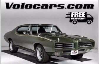 1968 Pontiac GTO for sale 101441749