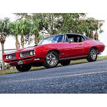 1968 Pontiac GTO for sale 101457233