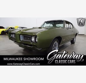 1968 Pontiac GTO for sale 101486194