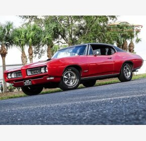 1968 Pontiac GTO for sale 101489372