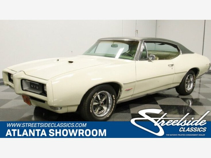 1968 Pontiac GTO for sale 101492166