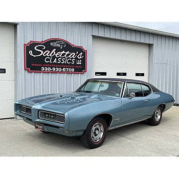 1968 Pontiac GTO for sale 101495303