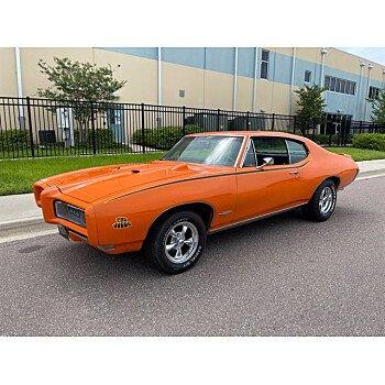 1968 Pontiac GTO for sale 101597638