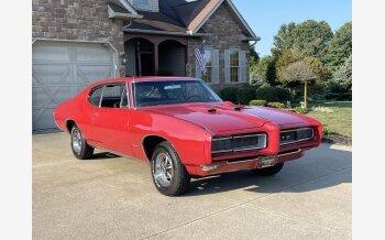 1968 Pontiac GTO for sale 101607882