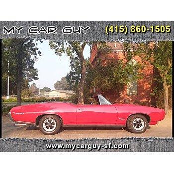 1968 Pontiac GTO for sale 101609863