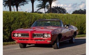 1968 Pontiac GTO for sale 101617553