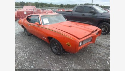 1968 Pontiac Le Mans for sale 101238896