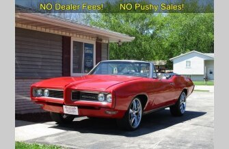 1968 Pontiac Le Mans for sale 101330993