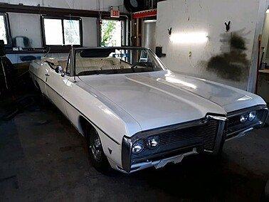 1968 Pontiac Parisienne for sale 101350038